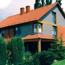 Doppelhaus in Bielefeld - Holzbauweise #2