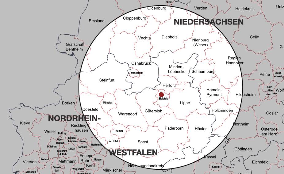 Bausachverständiger Wissbrock für Bielefeld - Guetersloh - Muenster - Dortmund